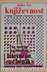 Književnost : učbenik literarne zgodovine in teorije